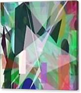 The Abstract Canvas Print