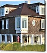 The Addy Sea Hotel - Bethany Beach Delaware Canvas Print