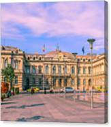 The Administrative Palace Canvas Print