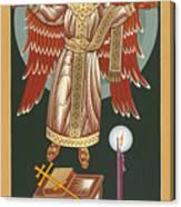The Advent Of Hagia Sophia 173 Canvas Print