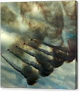The Air Pollutors  Canvas Print