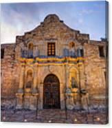 The Alamo - San Antonio Texas Canvas Print