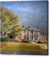 The Aldredge House  Canvas Print