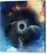 The All Seeing Eye Canvas Print
