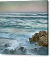 The Allure Of Morning Canvas Print