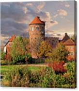 The Alte Burg Canvas Print