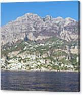 The Amalfi Coast - Panorama Canvas Print