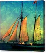 The America Nr 2 Canvas Print