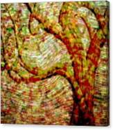 The Ancient Tree Of Wisdom Canvas Print