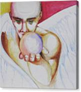 The Angel Of Potentials Canvas Print