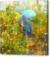 The Approach Of Autumn Canvas Print
