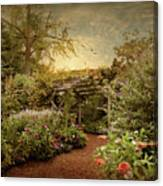 The Arbor Canvas Print