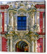 The Archbishop's Palace Of Seville Canvas Print
