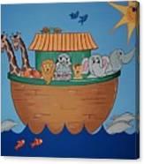 The Ark Canvas Print