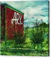 The Ark Wa. Canvas Print