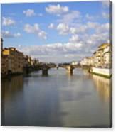 The Arno Canvas Print