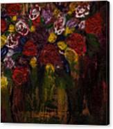The Arrangement Canvas Print