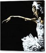 The Art Of Grace Canvas Print