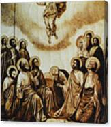 The Ascension Of Christ Canvas Print