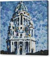 The Ashton Memorial  Canvas Print