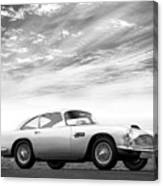 The Aston Db4 1959 Canvas Print