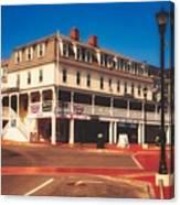 The Atlantic House Inn - York Beach, Maine Canvas Print