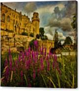 The Avon At Warwick Canvas Print
