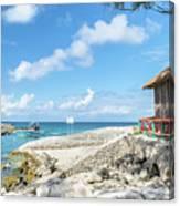 The Bahamas Islands Canvas Print