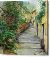 The Balearics Typical Spain Canvas Print