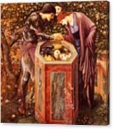 The Baleful Head 1887 Canvas Print
