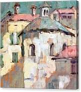 The Baptisterie Canvas Print