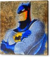 The Batman - Da Canvas Print