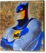 The Batman - Pa Canvas Print