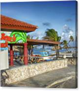 The Beach - Arashi Beach - Aruba - West Indies Canvas Print