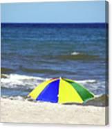 The Beach Is Mine Canvas Print