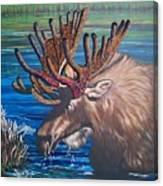 Big Bad Bead  Dealer    Flying Lamb Productions  Canvas Print