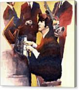 The Beatles 01 Canvas Print