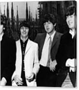 The Beatles, 1960s Canvas Print