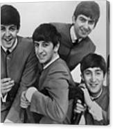 The Beatles, 1963 Canvas Print