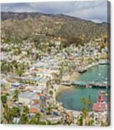 The Beautiful Catalina Island Canvas Print