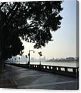 The Beautiful Pearl River Canvas Print