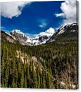 The Beautiful San Juan Mountains Canvas Print