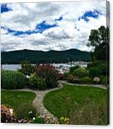 The Beauty Of Lake George Canvas Print