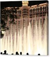 The Bellagio Canvas Print