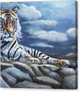 The Bengal Tiger Canvas Print