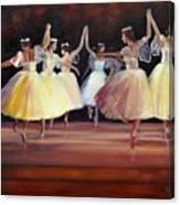 The Berkshire Ballet Canvas Print