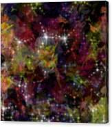 The Big Bang-100 Million Years Canvas Print