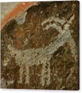 The Big Horn Canvas Print