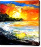 The Big Island Canvas Print