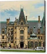 The Biltmore House Canvas Print